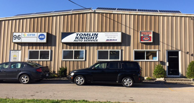 Auto Repair Oshawa ON